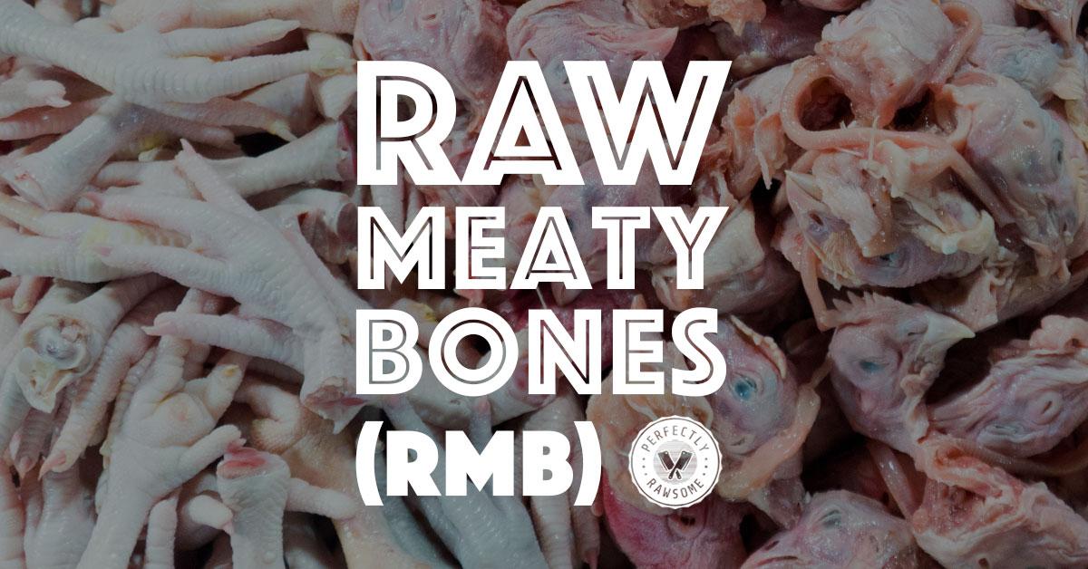 Raw Meaty Bones in Raw Diets
